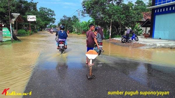 Banjir Sidareja 2