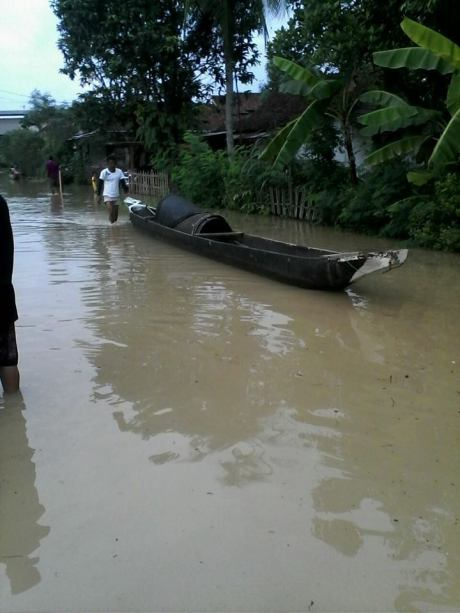 Sidareja Banjir 01