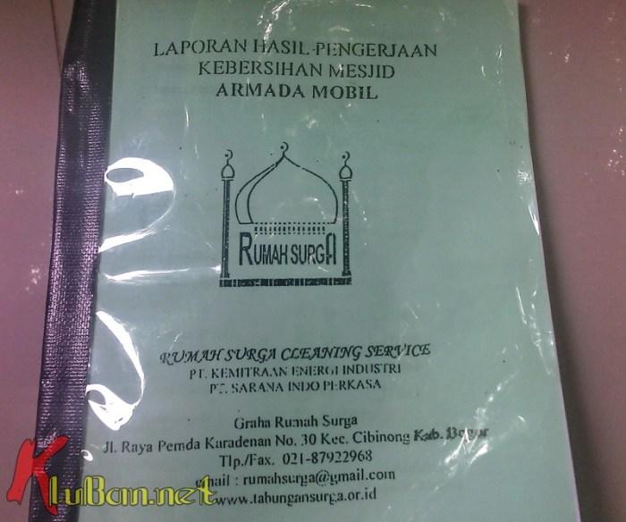 Bersih Masjid Gratis 03