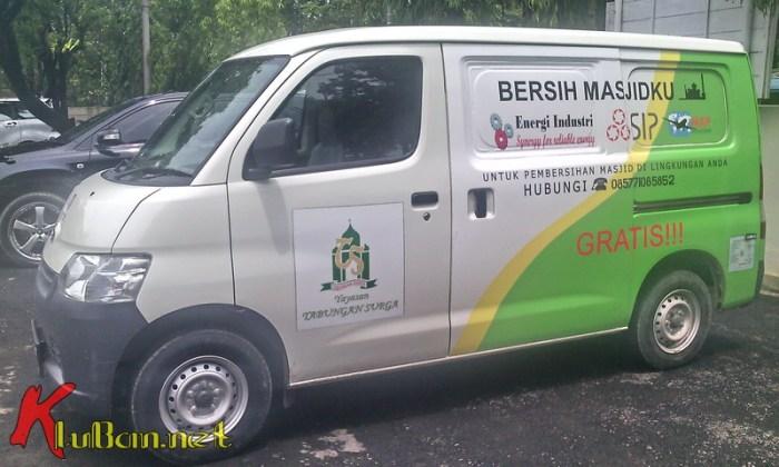 Bersih Masjid Gratis 05