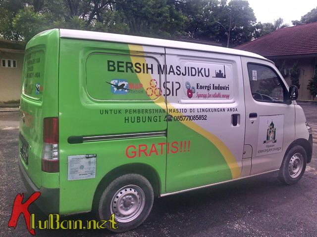 Bersih Masjid Gratis 09