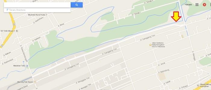 Peta Tirtomulyo