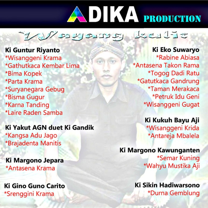 adika production 800