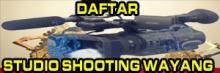 Studio Shooting Wayang