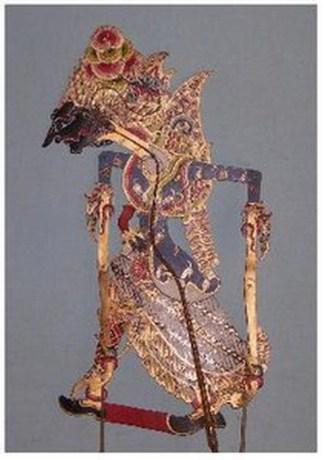Batara Indra gaya Yogyakarta koleksi Ki Sukoco
