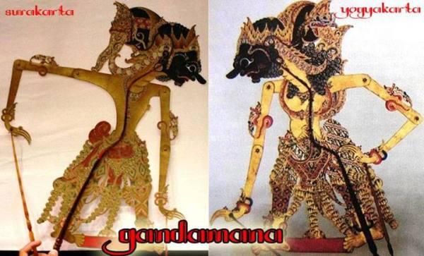 Gandamana SOlo vs Jogja