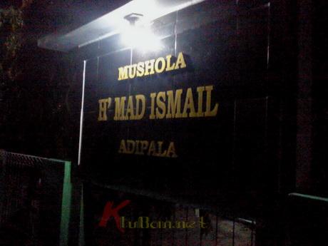 mushola H Mas Ismail