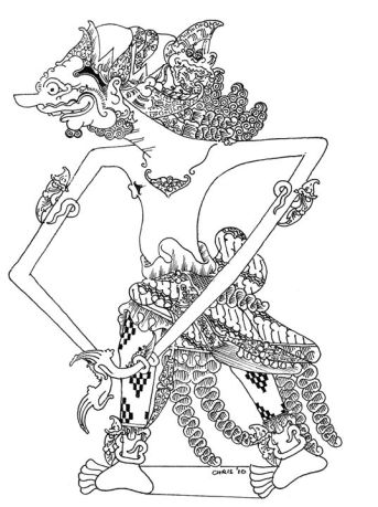Christoper Dewa Wardana - Durgempo Kurawa No.5