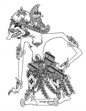 Christoper Dewa Wardana - Durjaya (Kurawa no.3)