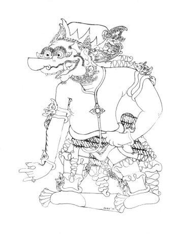 Christoper Dewa Wardana - Kala Srenggi
