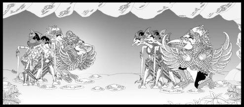 Christoper Dewa Wardana - Lahiripun Garuda Senjari Putih