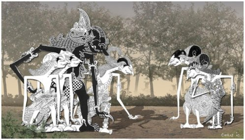 Christoper Dewa Wardana - Pandawa Ngenger