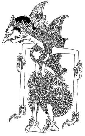 Christoper Dewa Wardana - Prabu Garudhawinata(Condrawimana)