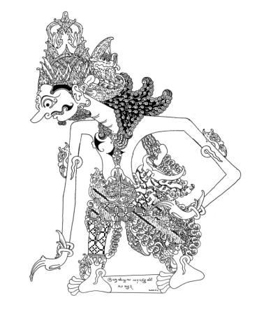 Christoper Dewa Wardana - Prabu Puspadenta