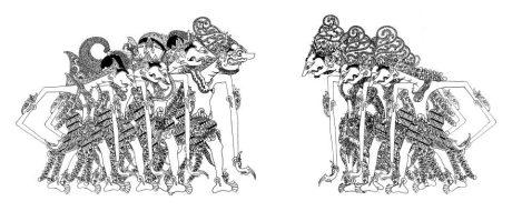 Christoper Dewa Wardana - Putra-Putra Batara Indra gagrak Ngayogyakarta