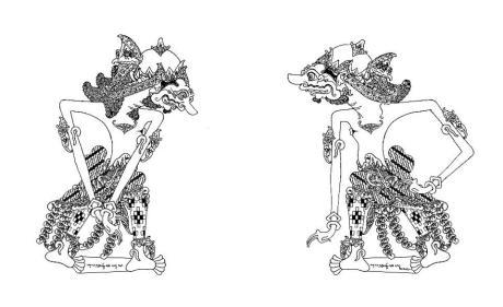 Christoper Dewa Wardana - Raden Surtayuda(Genthiri) dan Raden Surtayu(Genthara)gagrak Ngayogyakarta
