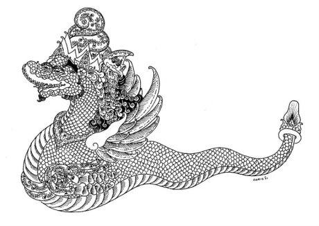 Christoper Dewa Wardana - Sang Hyang Anantawisesa