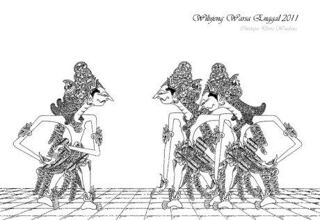 Christoper Dewa Wardana - Sang Hyang Antaga, Sang Hyang Ismaya lan Sang Hyang Manikmaya