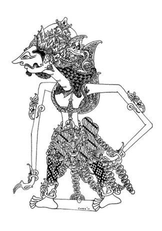 Christoper Dewa Wardana - Siwikrama atau Mandrakusuma