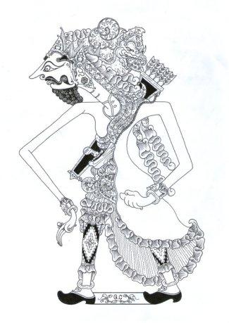 Gunocarito - Bisma Senopati