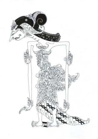 Gunocarito - Drupadi Muda