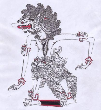 Gunocarito - Gandarwa Sutibar