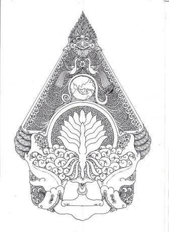 Gunocarito - Kayon Wijayakusuma