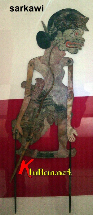 Sarkawi, Wayang Museum Sendang Mas