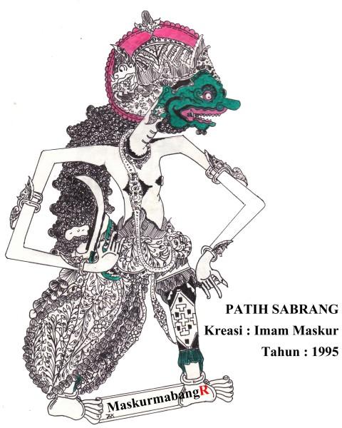 Patih Sabrang