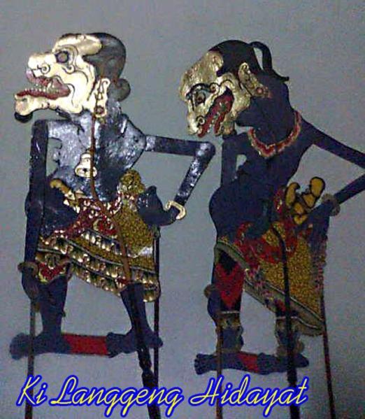 jaewana & sontoloyo Ki Langgeng Hidayat