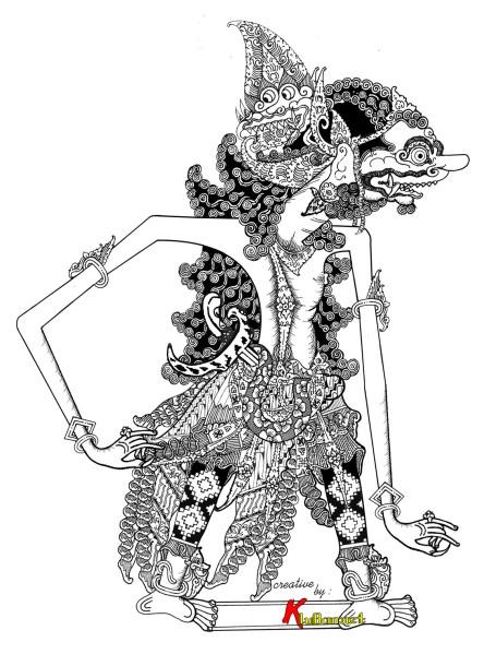 Sabrangan Dalang Jono