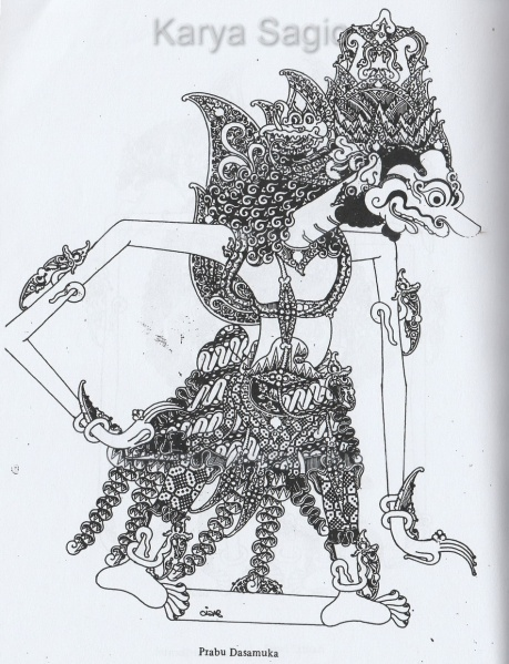 Dasamuka - Sagio