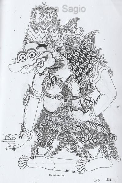 Kumbakarna - Sagio