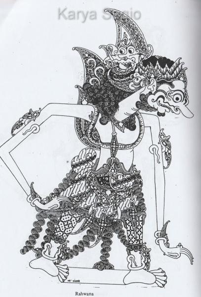 Rahwana - Sagio