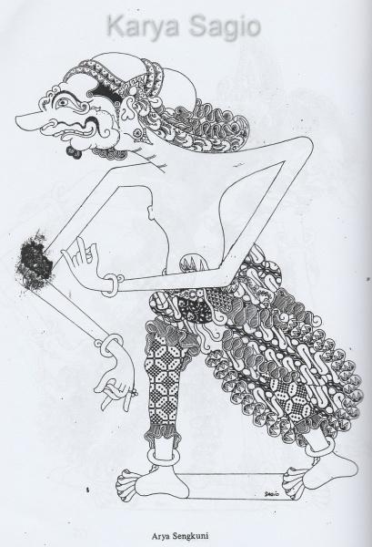 Sengkuni - Sagio