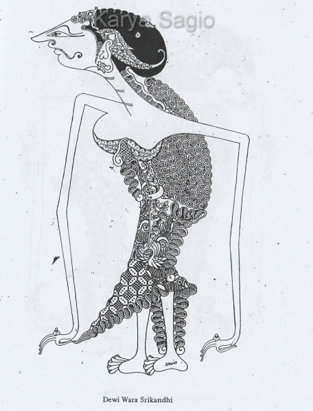 Srikandi - Sagio