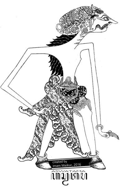 aswatawa-tracak-jaran